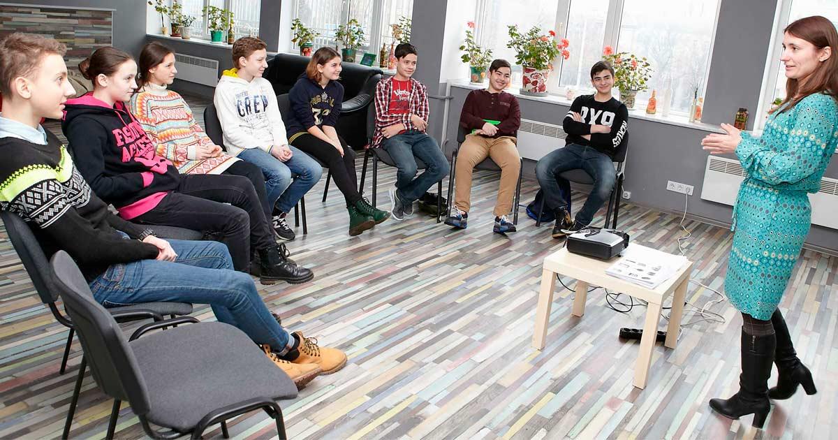 обучение бизнесу детей летний предпринимательский интенсив MBA Kids