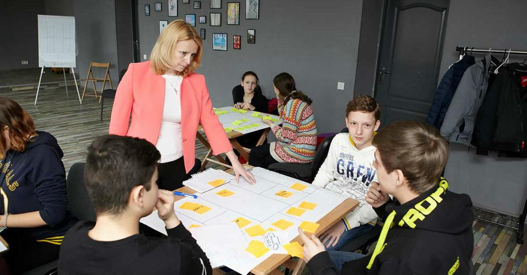 leadership and entrepreneur skills MBA Kids