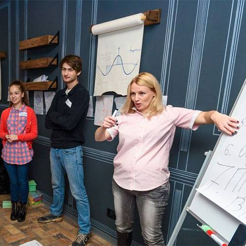 курсы лидерства для детей и подростков киев