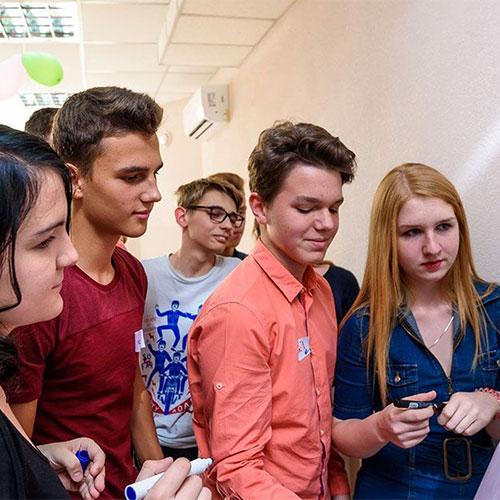 курсы переговоров для детей киев