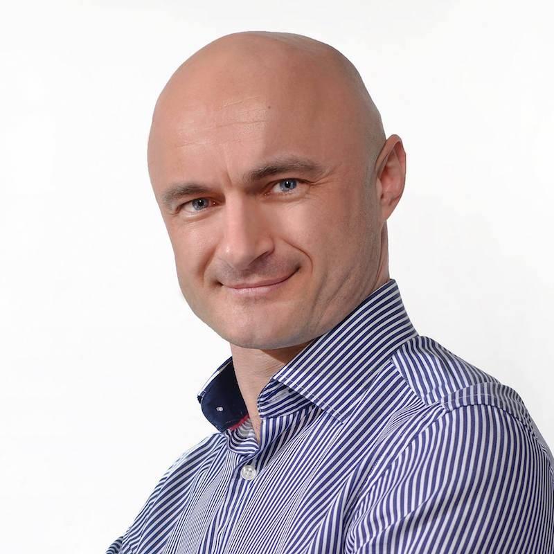 Преподаватель MBA Kids Виталий Майстренко