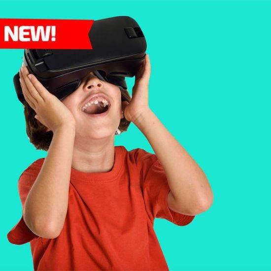курсы виртуальной реальности для детей киев