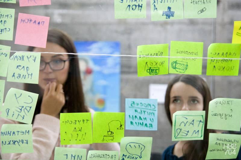 курс дизайн мышления для подростков киев