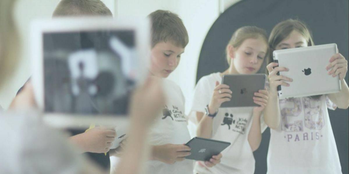 дети и видеоблоги